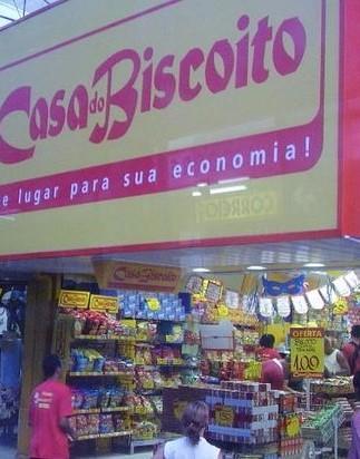 Casa Do Biscoito
