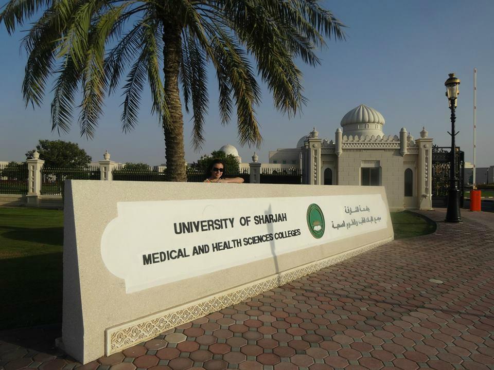 Map Uae Google%0A American University of Sharjah