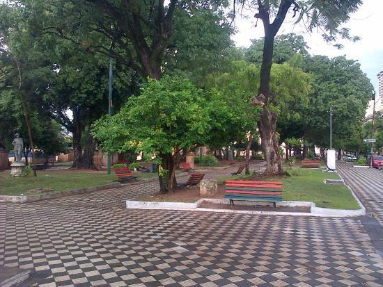 Plaza Comuneros
