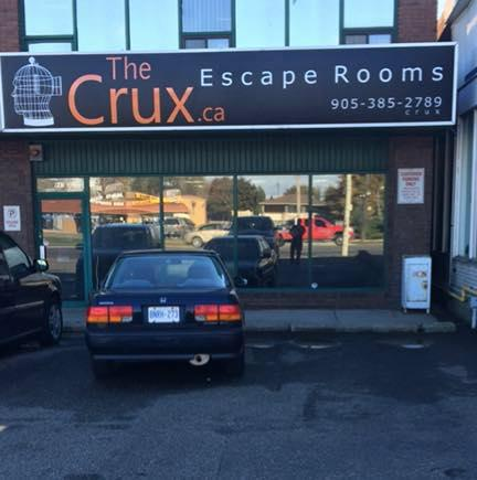 The Crux Escape Room Inc.