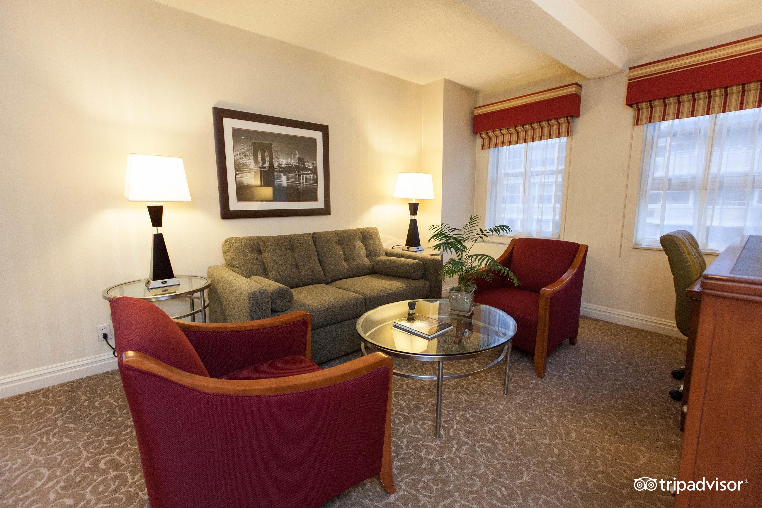 San Carlos Hotel New York City NY 2017 Review Family Vacation Critic