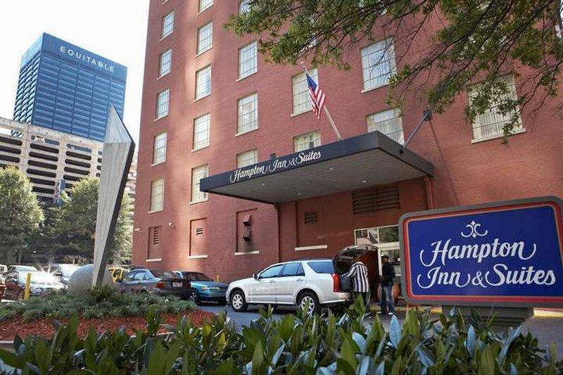 Hampton Inn Suites Atlanta Downtown 89 1 Updated 2017 Prices Hotel Reviews Ga Tripadvisor