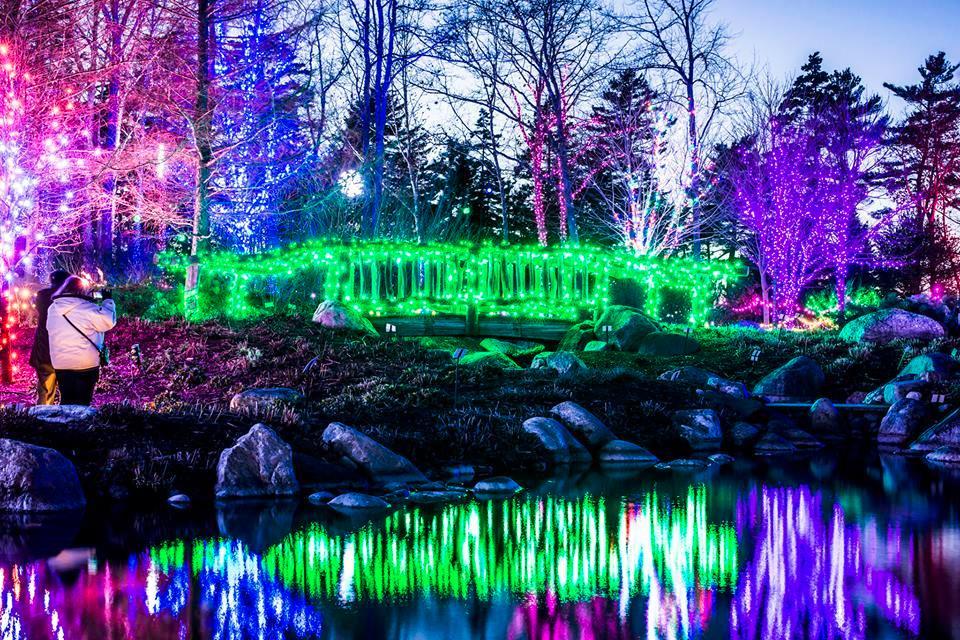 Gentil Coastal Maine Botanical Gardens