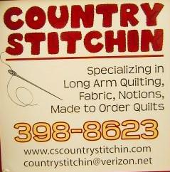 Country Stitchin