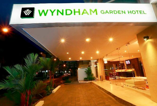 巴拿馬中心溫德姆花園飯店