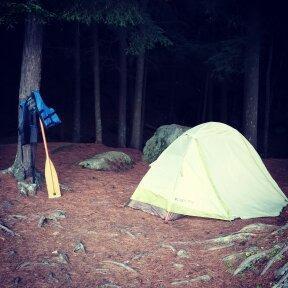 Saranac Lake Islands Public Campground