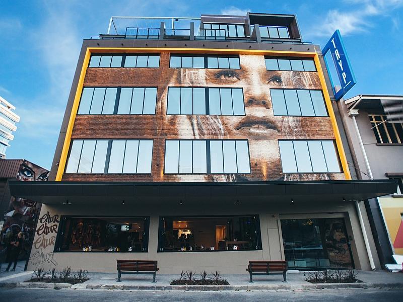 Tryp By Wyndham Brisbane Forude Valley Updated 2017 Hotel Reviews Price Comparison Australia Tripadvisor
