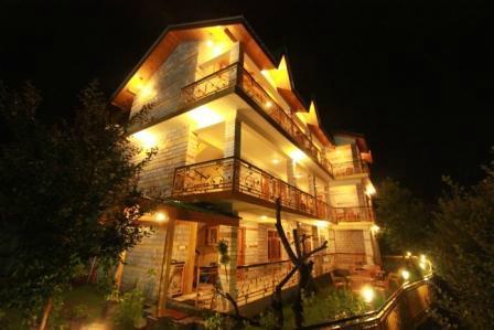 Golden Apple Cottage Manali
