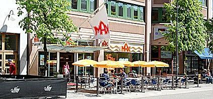 Max i Helsingborg