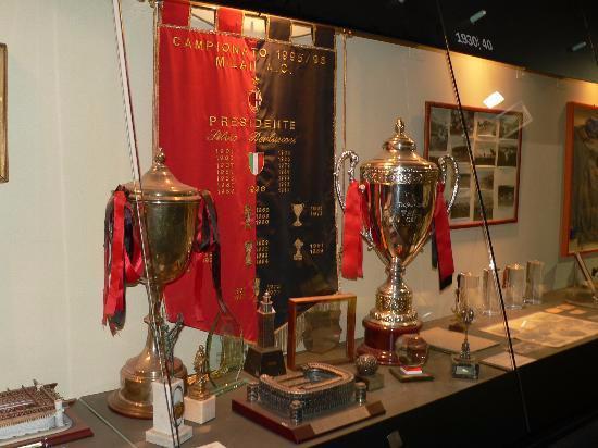 Museo dello Stadio Meazza