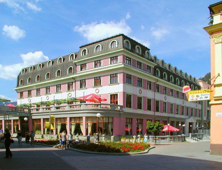 ホテル クルトゥーラ