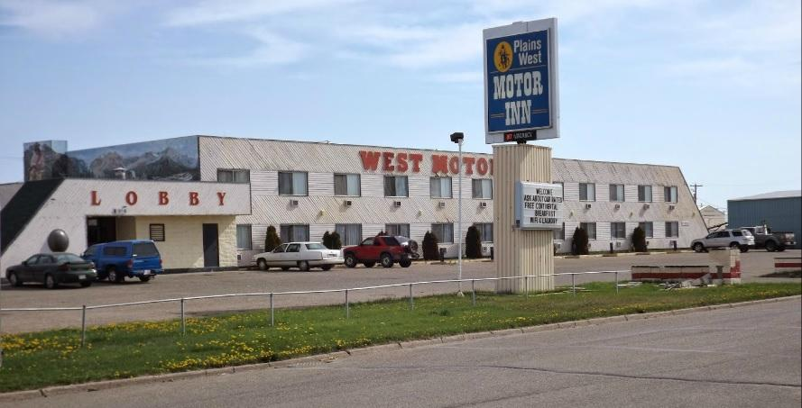 Plains West Motor Inn