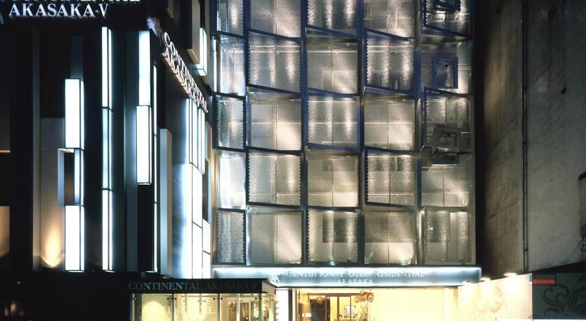センチュリオン ホテル レジデンシャル 赤坂