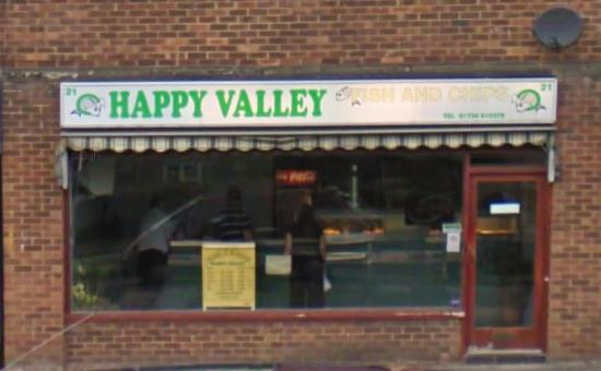 ‪Happy Valley Fish and Chips‬