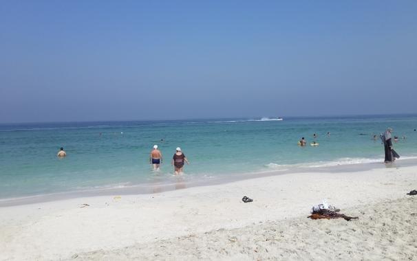 Al Bustan Beach