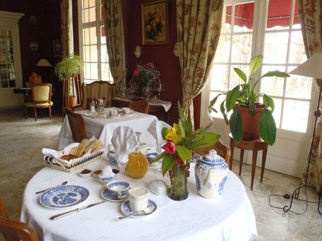 La villa les pins chambres d 39 h tes vacquiers frankrike for O chambres d hotes le gua