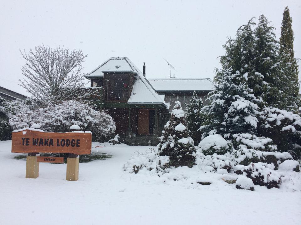 Te Waka Lodge
