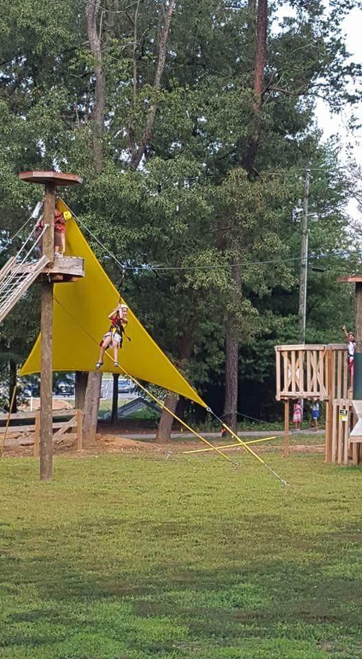 Massanutten Resort: Zip Line and Canopy Tours (McGaheysville, VA ...