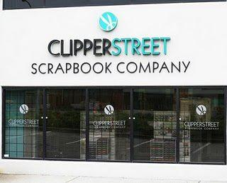 ‪Clipper Street Scrapbook Company‬