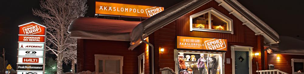 Akaslompolo Sportshop