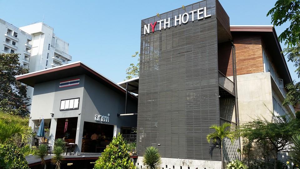 OYO 449 Nyth Hotel