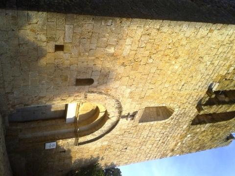 Iglesia Fortificada de Santa Eugenia