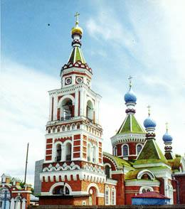 Parish of Kazan Cathedral
