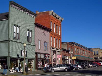 ‪Historic Downtown Snohomish‬
