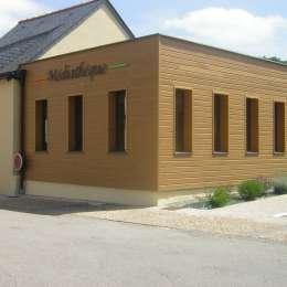 Mediatheque de Saint Malo de Beignon