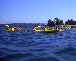 Oz Sea Kayak Adventures