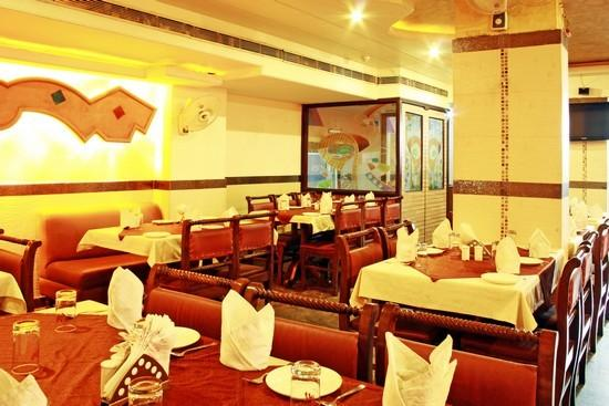Pankhuri Restaurant