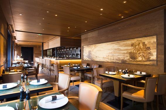 Les 110 de taillevent paris champs lys es restaurant for Restaurant la salle a manger paris