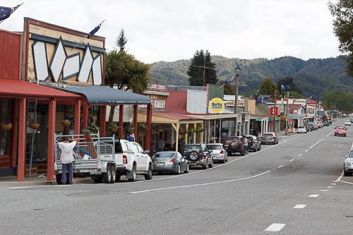 Reefton i-SITE Visitor Information Centre