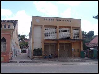 Paudalho Municipal Theater