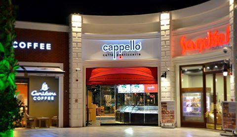 Cappello Caffe Pasticceria
