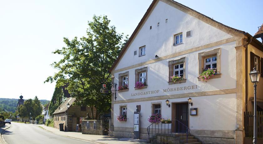 Landhotel Moersbergei