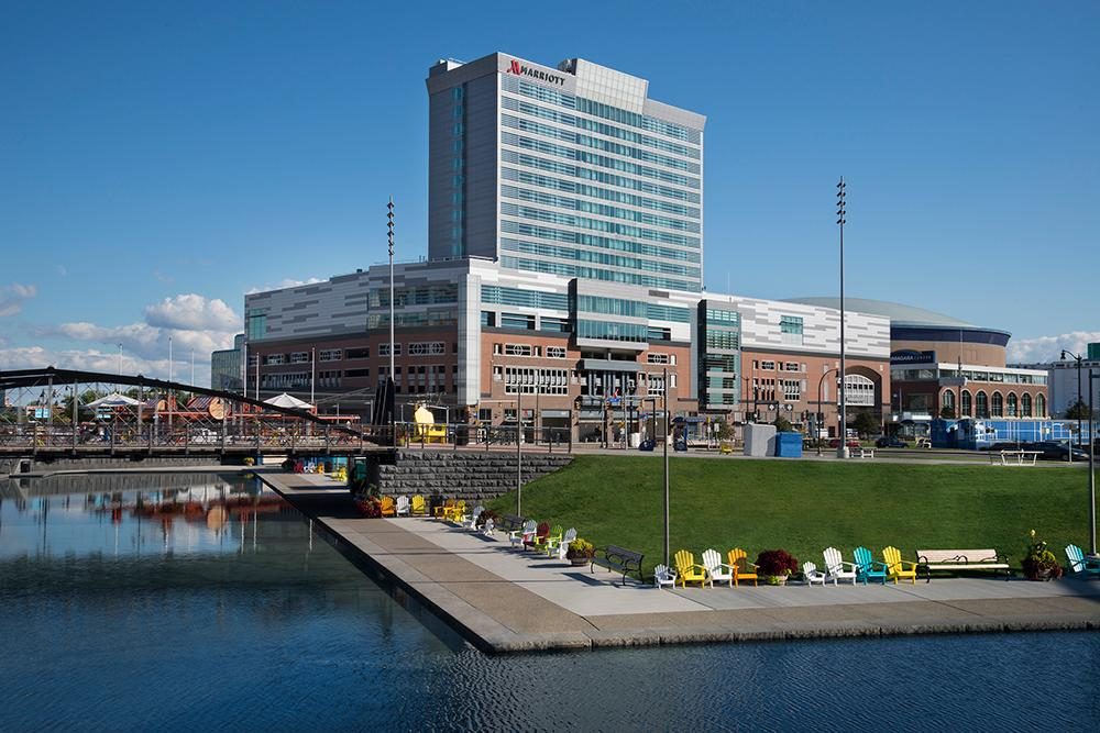 Buffalo Marriott Harborcenter 179 2 1 9 Updated 2017 Prices Hotel Reviews Ny Tripadvisor