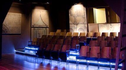 UFRGS - Alziro Azevedo Theater