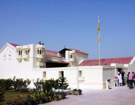 Gurudwara Near Fort Lakhpat