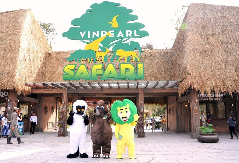 Image result for Vinpearl Safari Phú Quốc