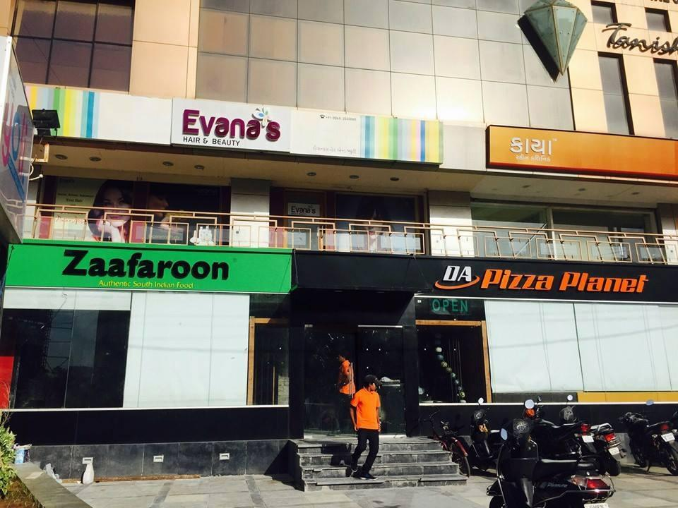 Zaafaroon vadodara restaurant reviews phone number for 18 8 salon franchise