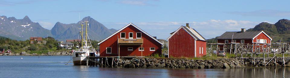 Hemmingodden - Lofoten Fishing Lodge