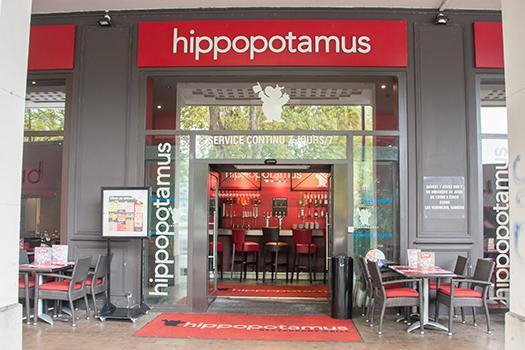 Hippopotamus Annecy