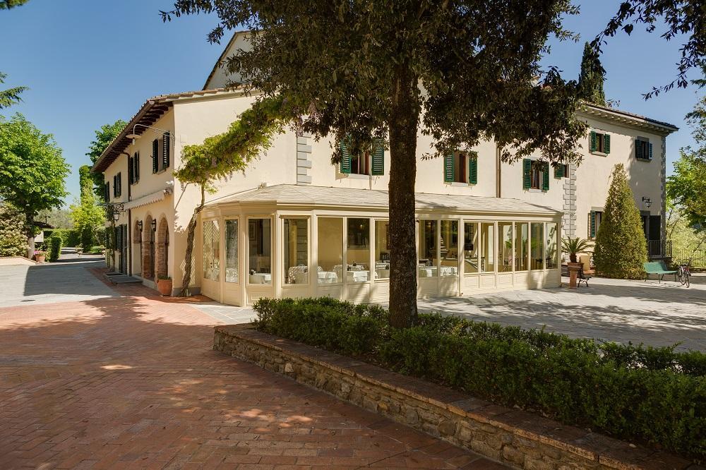 Villa I Barronci
