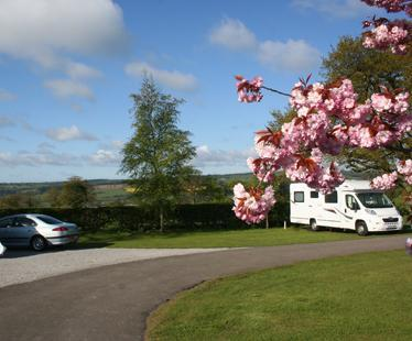 Richmond Hargill House Caravan Club Site
