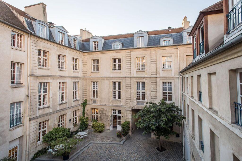 Auberge de jeunesse mije fourcy h tel paris voir les tarifs 234 avis et - Paris auberge de jeunesse ...