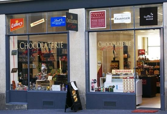 La Chocolaterie de Geneve