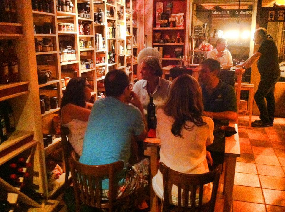 Restaurant casa brandi dans marseille avec cuisine for Chambre de commerce italienne marseille