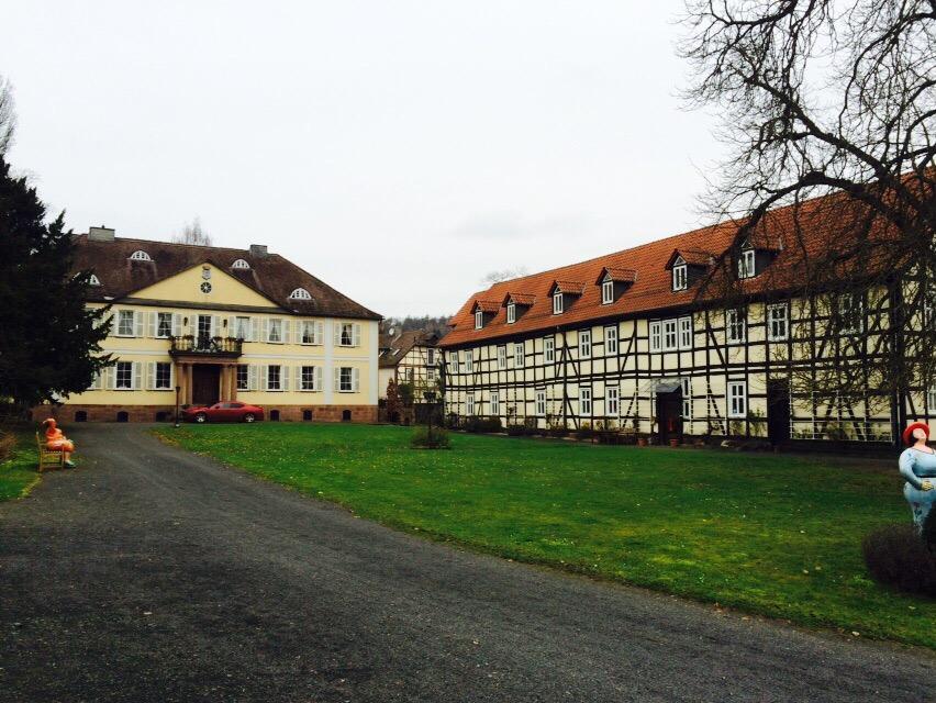 Schloss Bad Zwesten