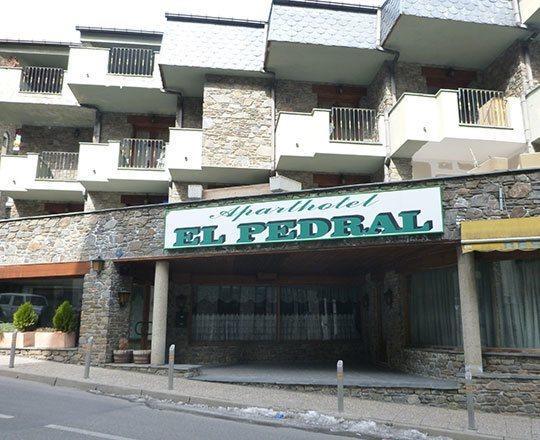Aparthotel El Pedral